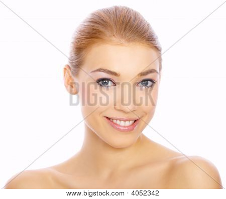 Cute Blond Girl