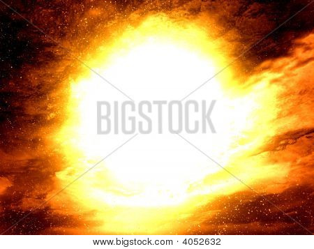 High Temperature Background (In Space)