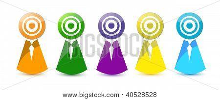 Target Head People