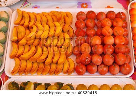 Glace Fruit