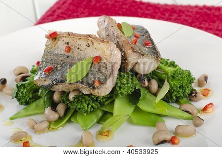 Grilled Mackerel