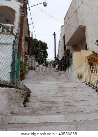 Staircase In Neighborhood
