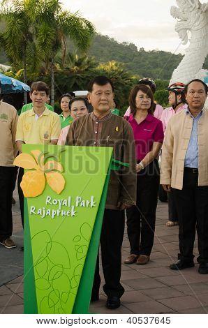 Tanin Subhasaen, Chiang Mai Governor
