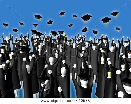 3d Graduates