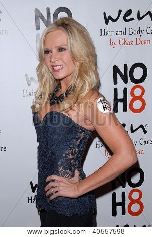 LOS ANGELES - DEC 12:  Tamra Barney arrives to the NOH8 4th Anniversary Party at Avalon on December 12, 2012 in Los Angeles, CA