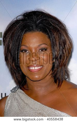 LOS ANGELES - DEC 6:  Lorraine Toussaint arrives at the 'Promised Land' Premiere at Directors Guild of America on December 6, 2012 in Los Angeles, CA