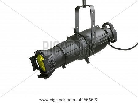 High Power Ellipsoidal Theatrical Light Fixture