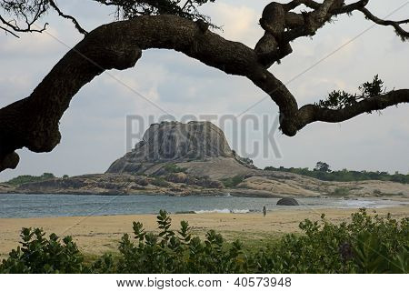 Patanangala Rock