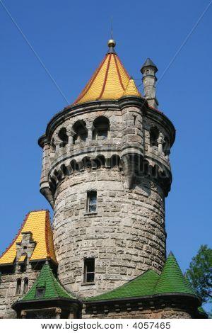 Mutter Turm Roof