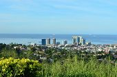 stock photo of west indies  - Port of Spain Look out - JPG