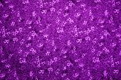 picture of gobelin  - floral textile texture purple for a background - JPG