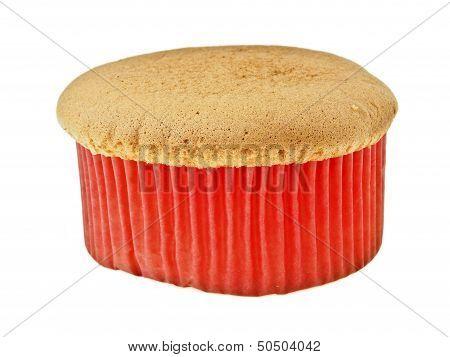 Red Sponge Cake