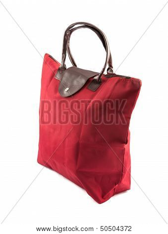 Red Carry On Bag