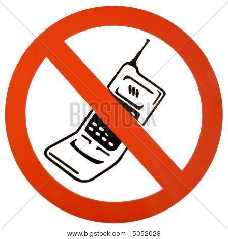 No Cellphne/mobile