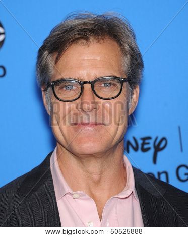 LOS ANGELES - AUG 04:  Henry Czerny arrives to ABC All Star Summer TCA Party 2013  on August 04, 2013 in Beverly Hills, CA