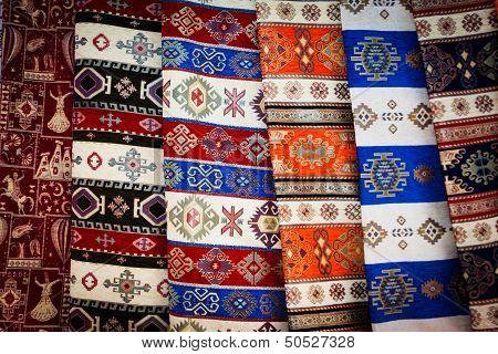 Rug Fabric From Turkey