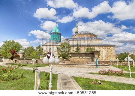 Tomb Of Mevlana