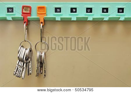 Keys With Tags
