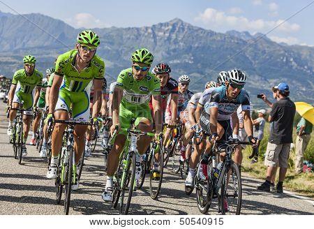 The Cyclist Peter Sagan