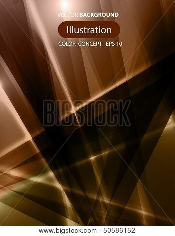 Vector Light Background