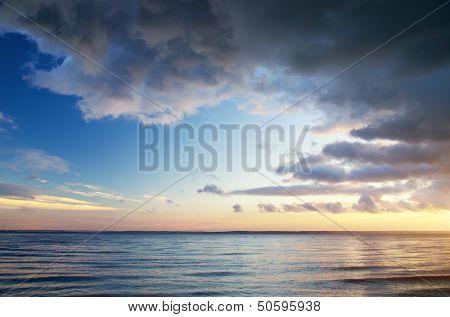 Sky background. Element of design.