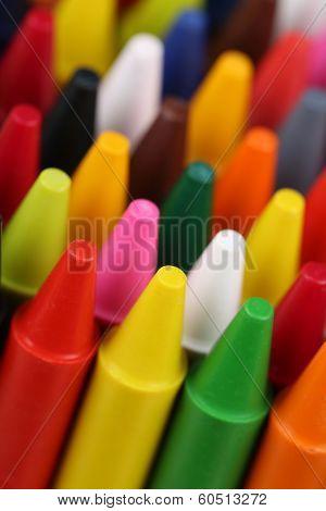 School Supplies Crayons For Children
