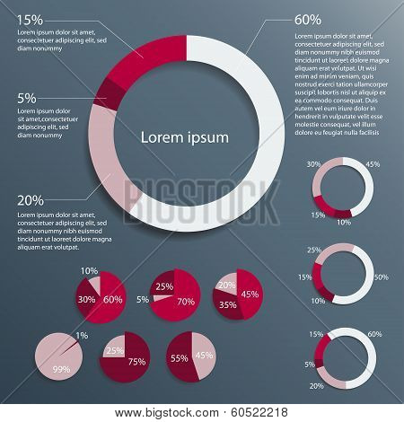 Infographics Elements - vector eps10
