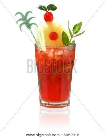 Mai-tai cocktail