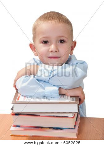 Child With Book
