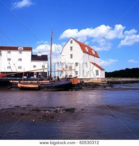 Tide Mill, Woodbridge, Suffolk.