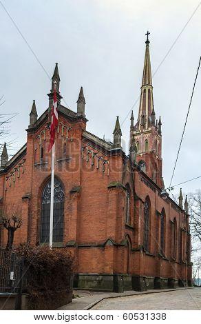 St. Saviour Church, Riga