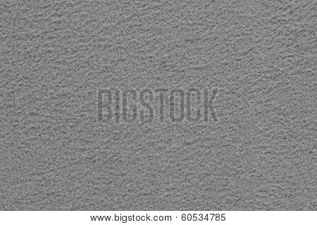 Fleecy Texture Of Gray Color