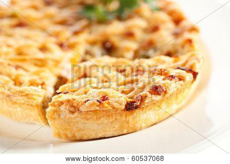English Chicken Pie