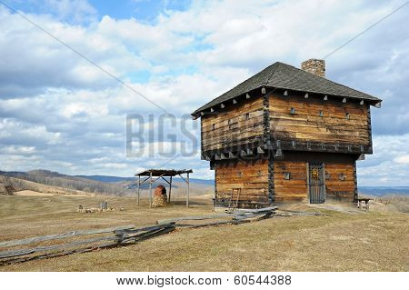 Wilderness Blockhouse