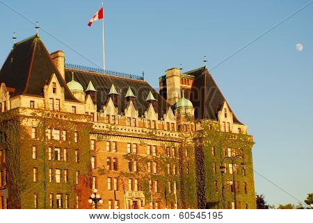 The Fairmont Empress