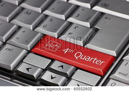 Computer Key - 4Th Quarter