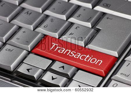 Computer Key - Transaction