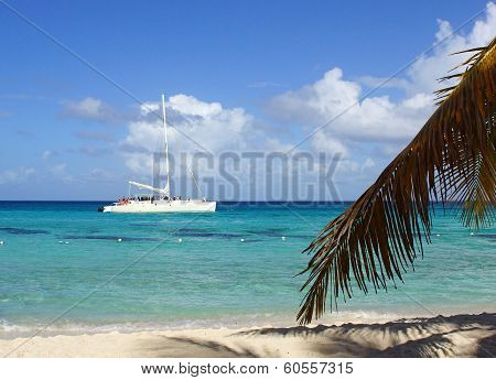 Caribbean Beach, Dominican Republic