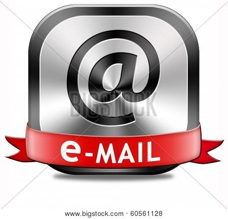 email box or mailbox icon e-mail button inbox and outbox