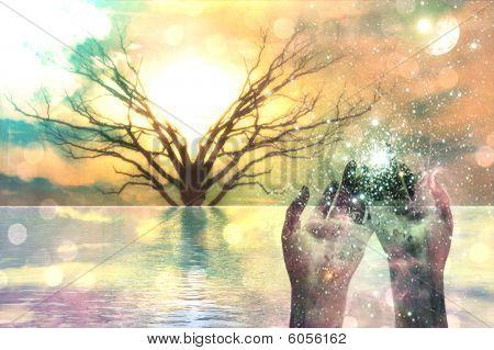 Spirituelle Komposition