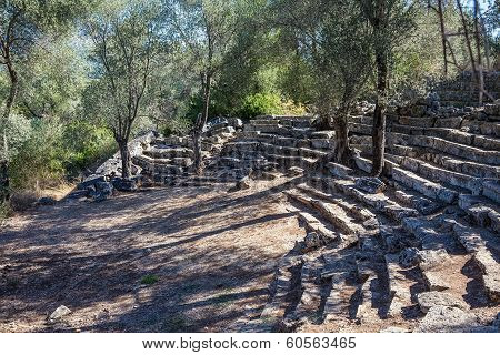 Ancient amphiteatre