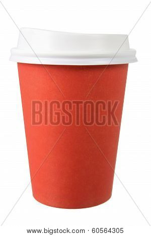 Takeaway Cup of Coffee