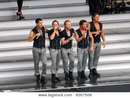 Boyzone featuring Stephen Gately