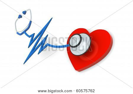 Pulse Heart Stethoscope