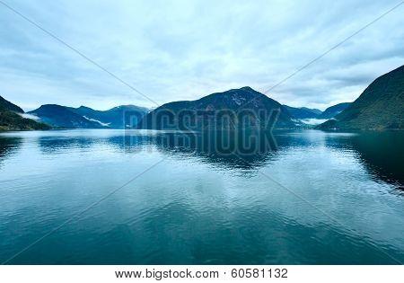 Geiranger Fjord (norge)