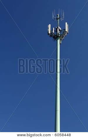 Cellular Microwave Tower