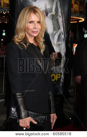 LOS ANGELES - FEB 24:  Rosanna Arquette at the
