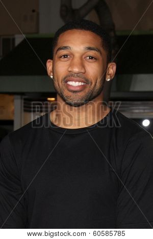 LOS ANGELES - FEB 24:  Orlando Scandrick at the