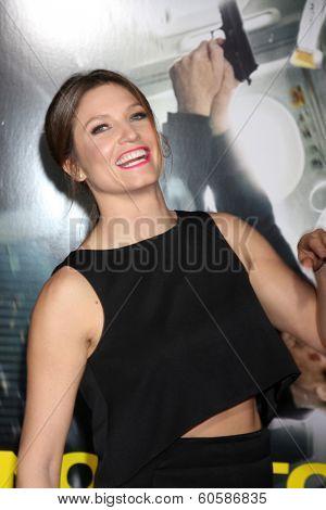 LOS ANGELES - FEB 24:  Julia Mancuso at the