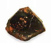 picture of hematite  - native Orthite - JPG
